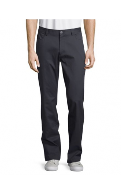 "Серые брюки ""slim fit"" Calvin Klein"