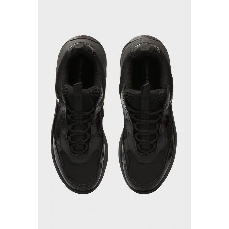 "Черные кроссовки ""Marvin"" Calvin Klein Jeans"