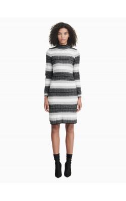 Платье в полоску Calvin Klein