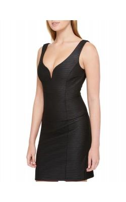 Чёрное платье Guess