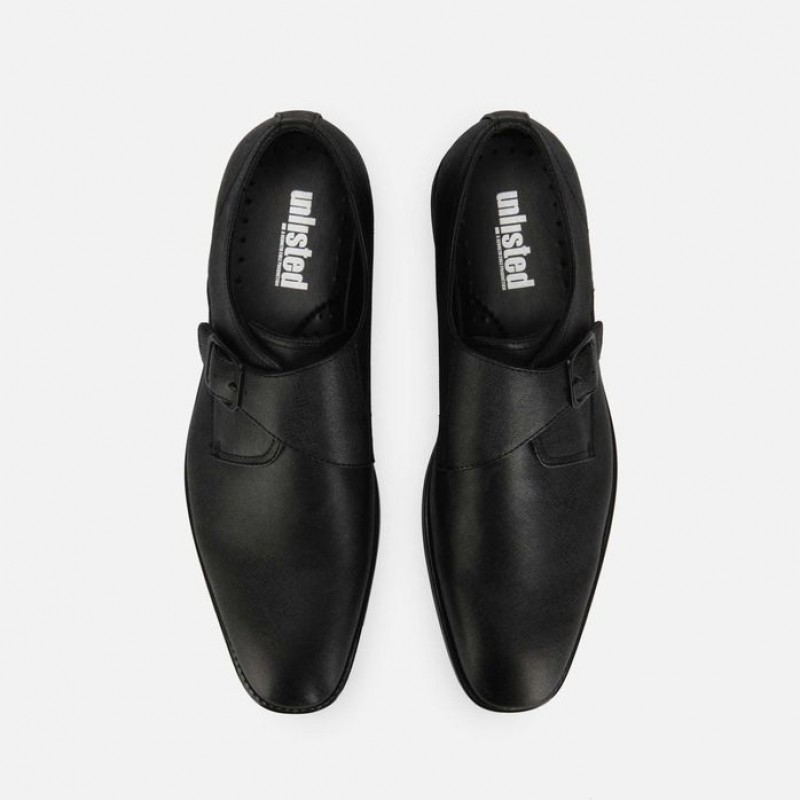Чёрные туфли Kenneth Cole