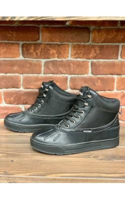 Черные ботинки Nautica