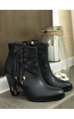 Черные ботинки  Kate Bosworth/Matisse