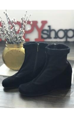 Черные ботинки Thierry Rabotin