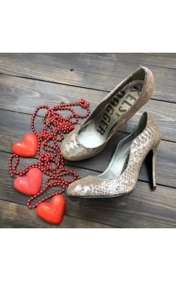 Серебристые туфли Kelsi Dagger