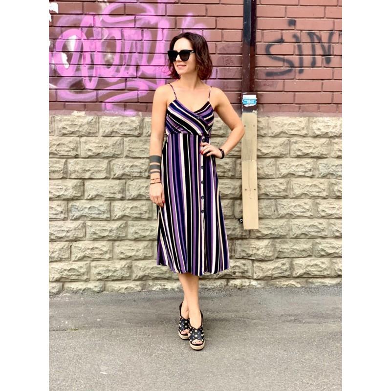 Платье в полоску Hollister