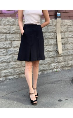 Черная юбка Karl Lagerfeld Paris