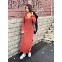 Макси-платье H&M