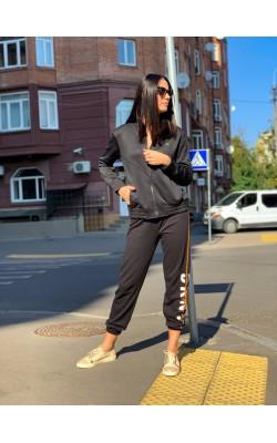 Спортивный костюм DKNY черный