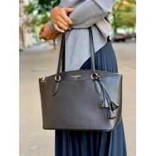 """Черная сумка """"Iris"""" Karl Lagerfeld Paris"""