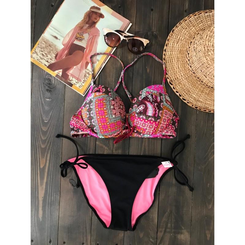 Разноцветный купальник Victoria's Secret