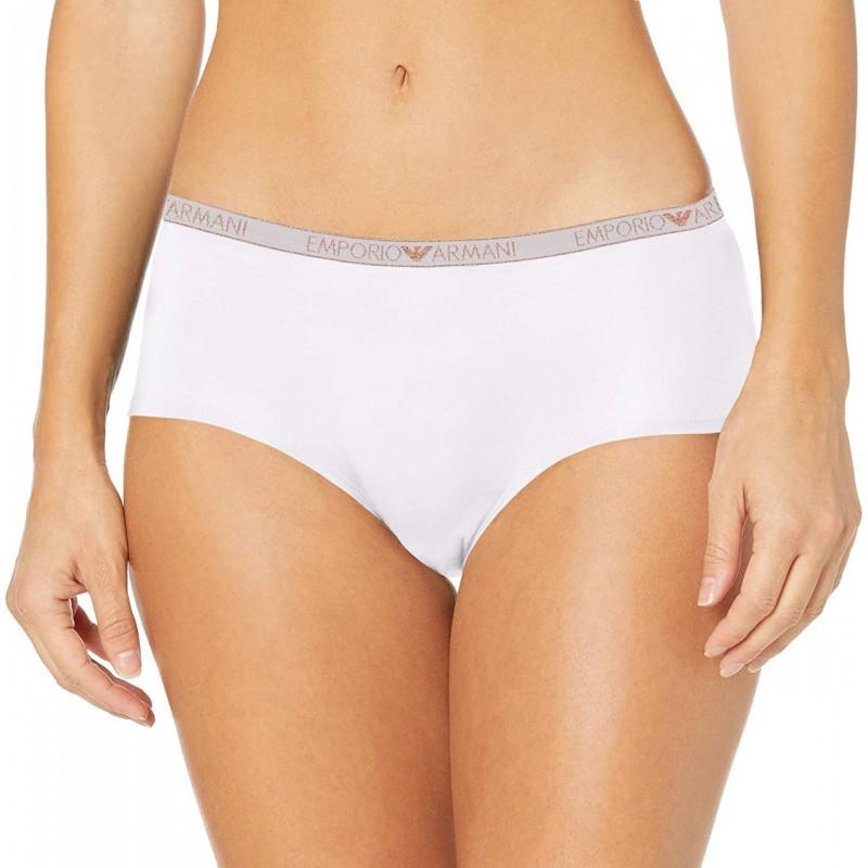Белый комплект нижнего белья от Emporio Armani