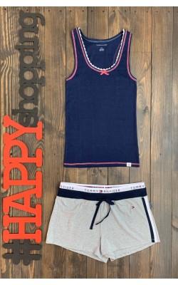 Серо-синий пижамный комплект Tommy Hilfiger