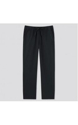 Легкие хлопковые штаны Uniqlo