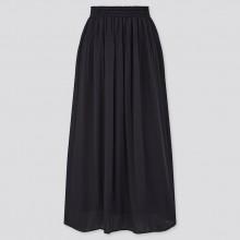 Темно-синяя юбка Uniqlo