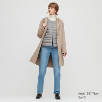Куртка Uniqlo ультралегкая серая на пуху