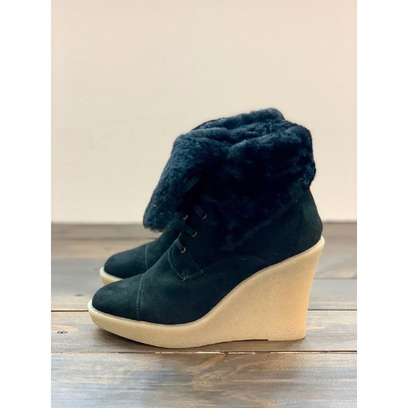 Ботинки Muse с натуральным мехом